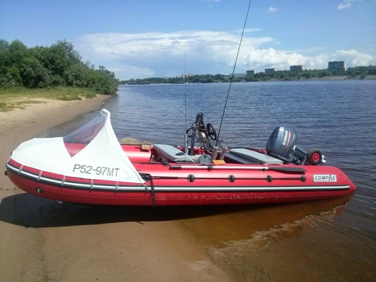 компас для лодок