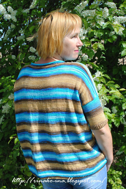 Вязание из пряжи ализе батик