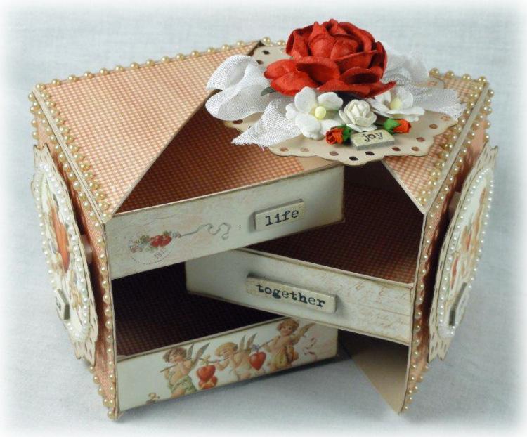 Необычные коробки своими руками фото - Etk-Krd.Ru