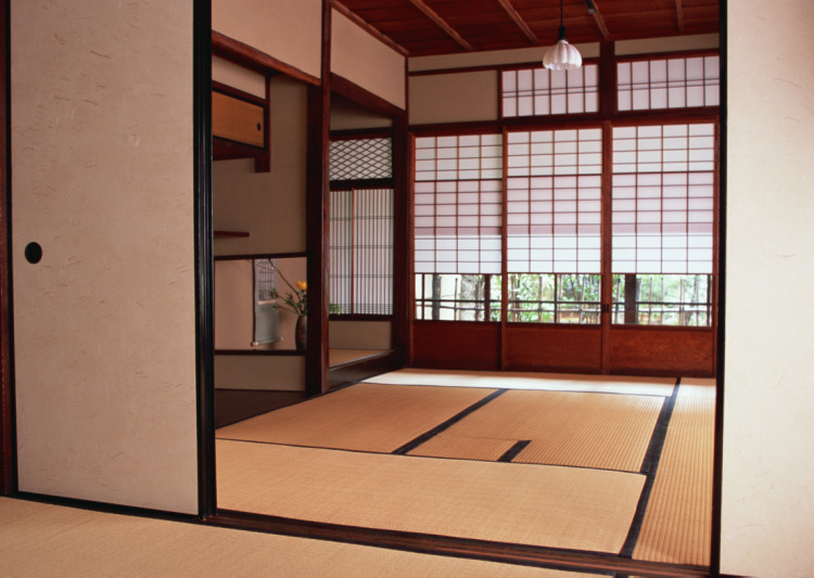 "Фотоклипарт ""Японский интерьер"" hq images "" the japanese int."