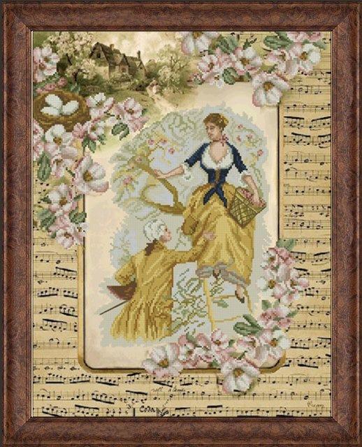 Наборы для вышивки краса и творчество