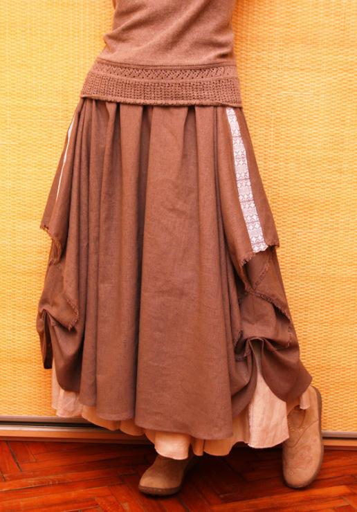 Как сшить бохо юбку своими руками: выкройки, этапы работы от дизайнера стиль бохо постила