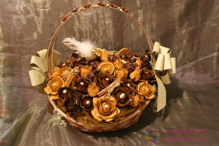Композиции из орехов