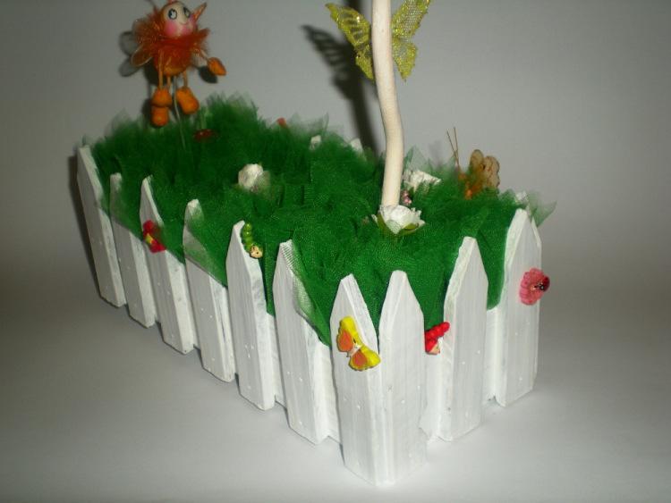 Топиарий для детского сада