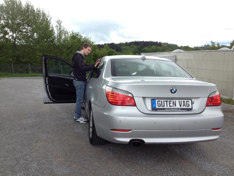 Как пригнать машину с германии самому