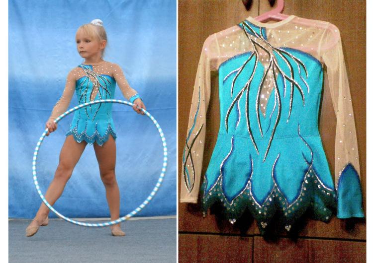 Как сделать гимнастический костюм своими руками 27