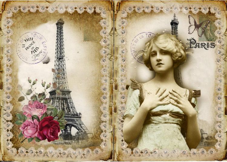 Обложки для паспорта для декупажа