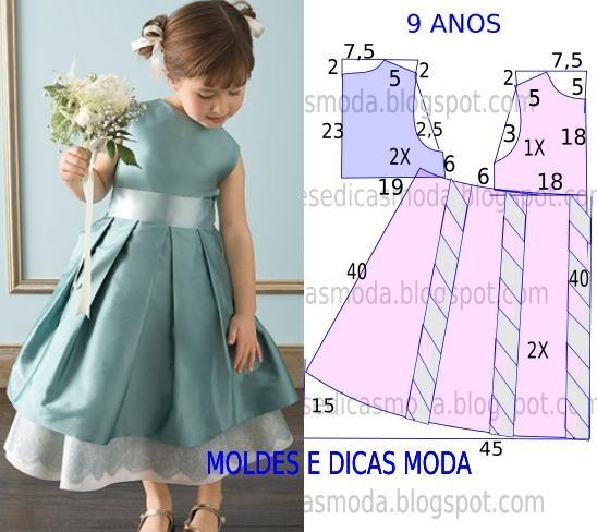 Платье на 5 лет сшить