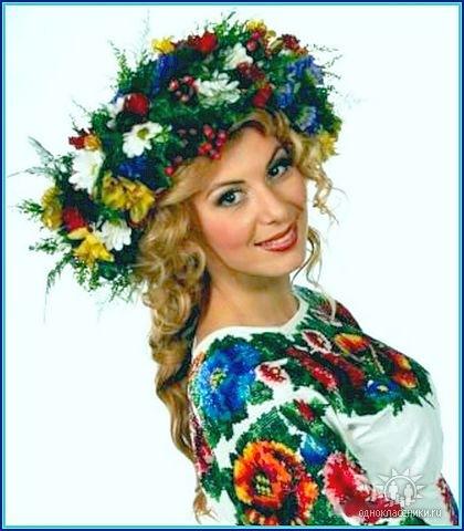 Дивовижні портрети сучасних дівчат і жінок в українських народних костюмах
