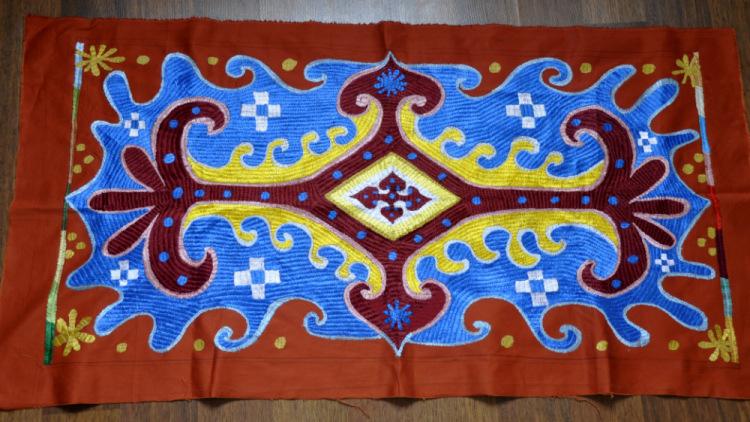 Традиционная вышивка дагестана 22