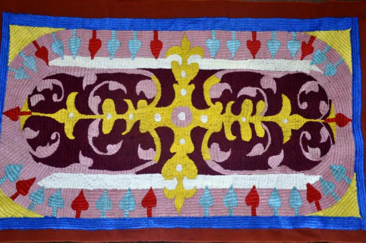 Традиционная вышивка дагестана 39
