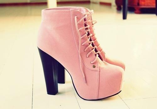 туфли в школу на каблуках фото