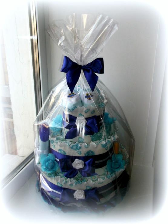 В чем упаковать торт в домашних условиях