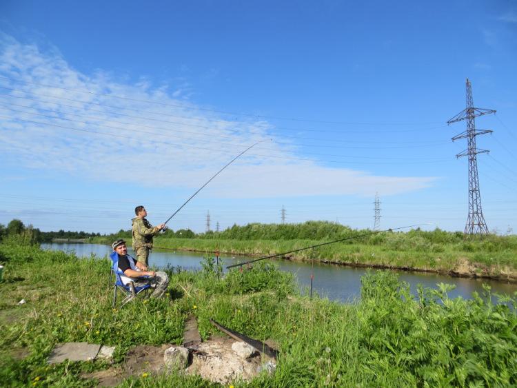 рыбалка на тэц 2 северодвинск