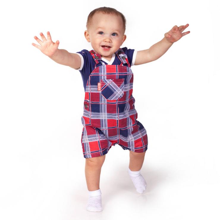 Летний костюм ребенку