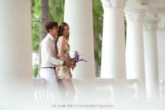 Фотограф Love Story Катя Дмитриева - Екатеринбург