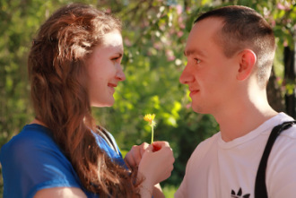 Фотограф Love Story Елена Лобанова - Екатеринбург