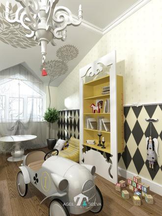 Дизайнер интерьеров Ageev Ageeva - Краснодар