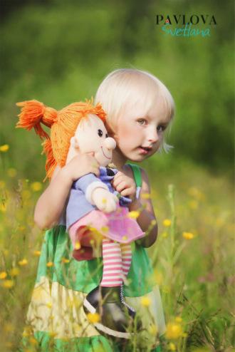 Детский фотограф Светлана Павлова - Санкт-Петербург