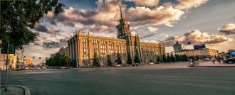 Архитектурный фотограф Владимир Черныш - Екатеринбург